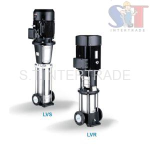 Stainless Steel Vertical Multistage Pump ปั๊มสแตนเลสแนวตั้งหลายใบพัด