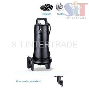 Submersible Sewage Pump ปั๊มจุ่มดูดน้ำเสีย